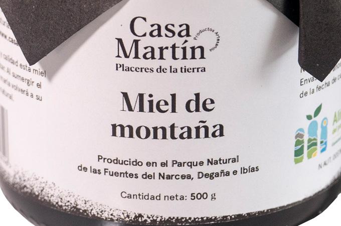 Miel Artesanal de Asturias